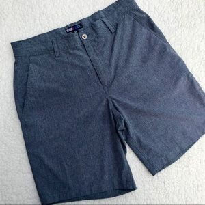 32 DEGREE Men's Indigo Denim Stretch Woven Shorts